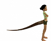 Oto's Demon Raptor Tail
