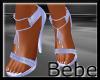Summer Blue Heels