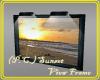 (P.C.) Sunset View Frame