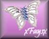 (F)Diamond Butterfly