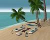 Sugar Isle beach set