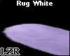 Rug White *Alfombra