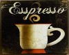 Coffee Art 15B Gold