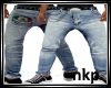 Chicano  skinny Jeans