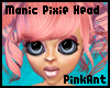 Manic Pixie Dream Head