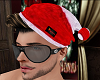 PRINCE SANTA HAT+HAIR