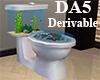 (A) Aquarium Toilet