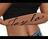 Taylor Forearm Tattoo F