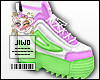 🐀 Genderqueer Shoes F