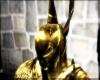 |MN Gold Knight Helm M