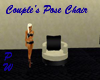 *PW*Couple's Pose Chair