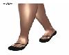 Flat Shoes...Black