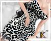 ḸƘ® Leopard Dress