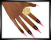 Pink Polo Nails