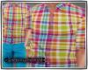 CG | Plaid Shirt Pk/Bl