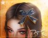 ✩ S Night Ribbon Bow