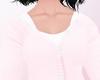 Daa! Loose Sweater Pink