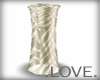 .LOVE. Huge Vase Gold zb