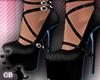 [CB] Black Heels & Blue