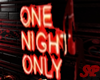 [SP] One Night Only
