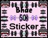 50k Support Sticker