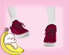 S! BNHA Cheer Shoes