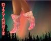 pink hottie boots