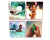 Moana Picture Canvas
