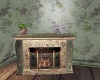 Shabby Chic Fireplace ll