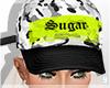 Y$ SugarDoll Cap Lime1