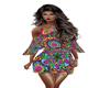 bright carla dress