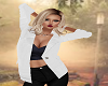 White Summer Jacket