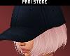 $ Pink Cap $