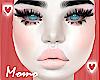 |Momo| Ivory Peach