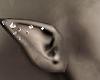 Diamonds Elf Ears