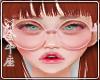 ♉ Big Glasses Pink