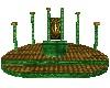 Tensai Time Temple Altar