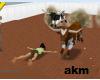 Bull Crossing