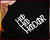 S| Christmas Hodor