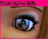 Glittering Kate Eye :MAG