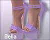 ^B^ Shelley Purple Pumps