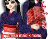 JP Chako maid kimono