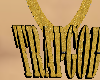 TRAPGOD GOLD CHAIN