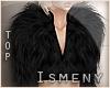 [Is] Fur Top Black