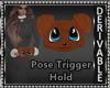 Puppy Hand Muffs M/F DRV