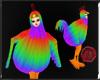 [M] Rainbow Chicken M/F