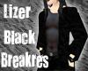 lizer black breakres