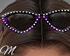 m: Diamonds, Glasses H01