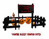 Vampire Pumpkin Patch
