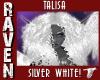 Talisa SILVER WHITE!